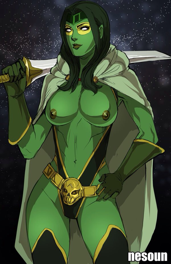 guardians the naked gamora galaxy of Dragon age origins brood mother