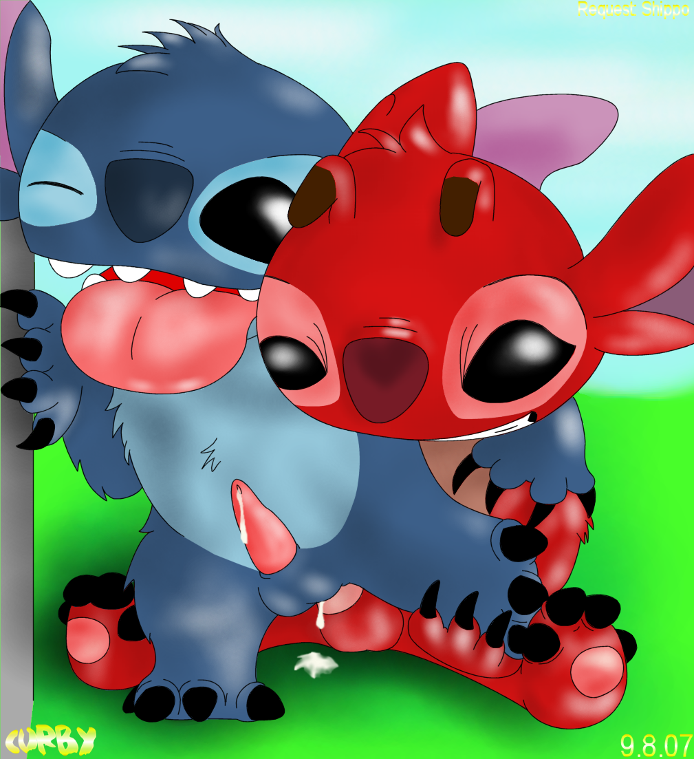 stitch from and pleakley lilo Bobbi fabulous phineas and ferb