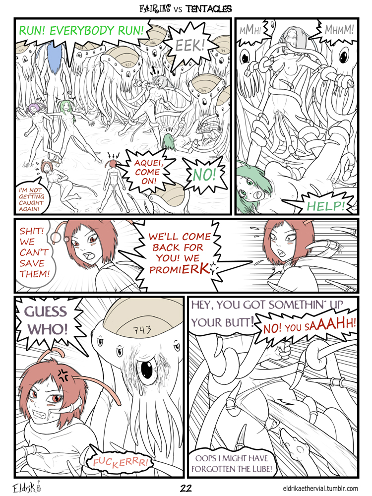 blue dr vs red grey Daily life with monster girl online