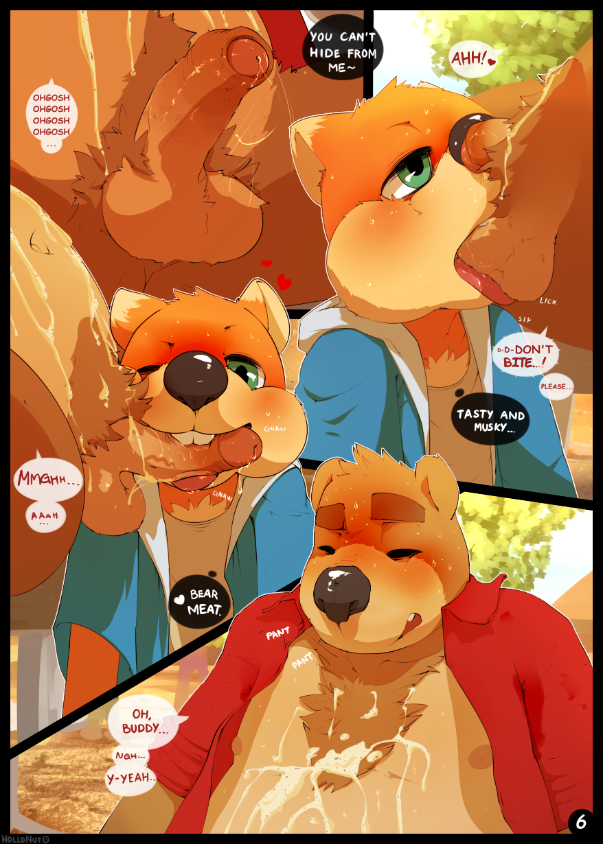 bad conker's day fur locations bee Kanojo to ore to koibito to