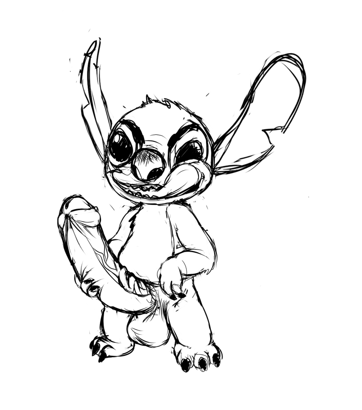 and lilo stitch pleakley from My little pony moon dancer