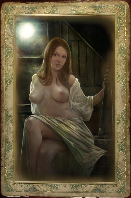 triss witcher 3 the nude Aviva from wild kratts naked