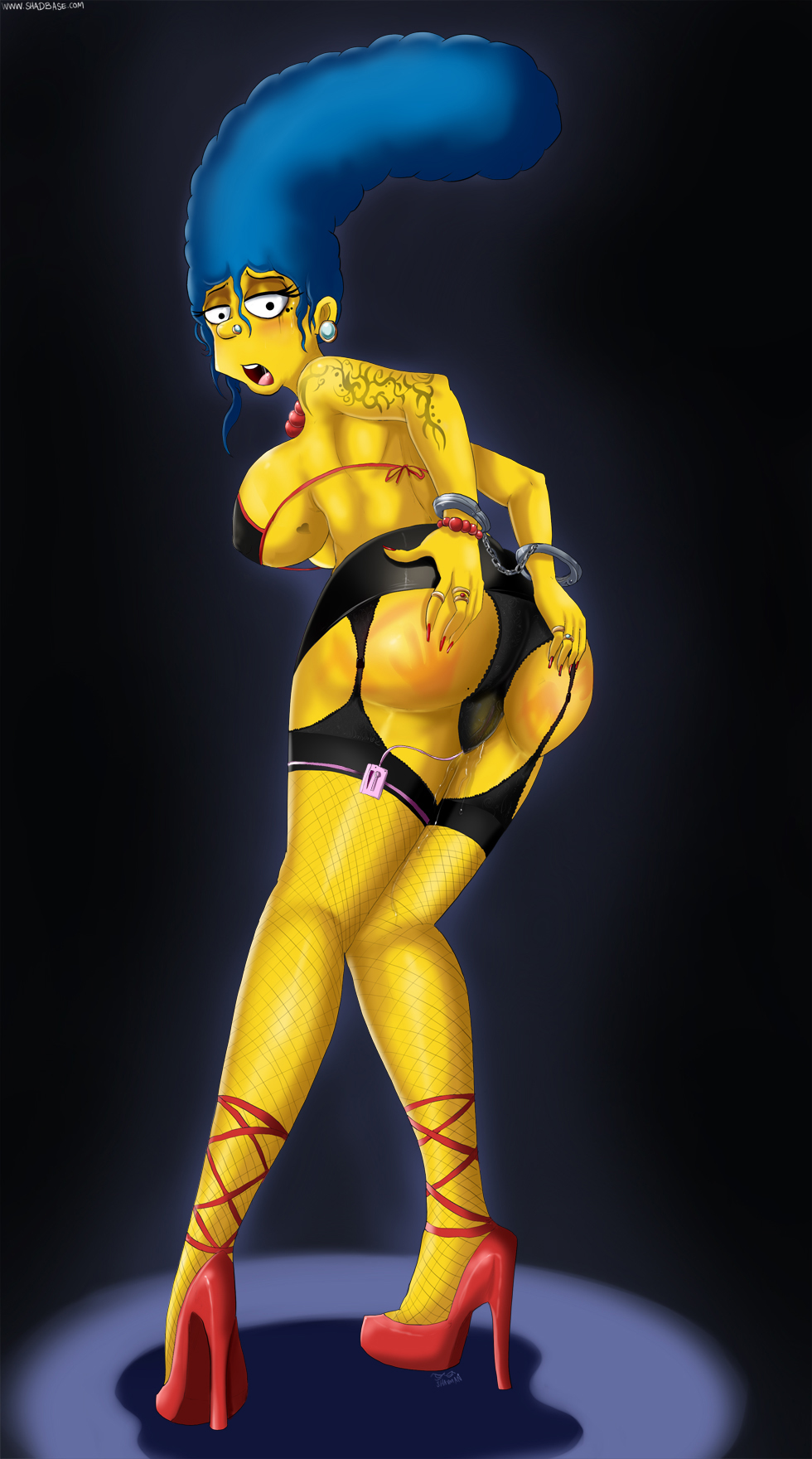 marge simpson with big boobs Breath of the wild riju age