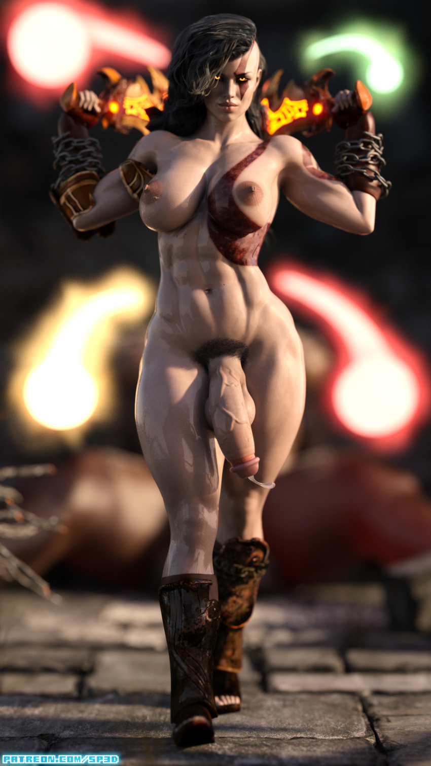 of god nude 3 war Infamous second son fetch porn