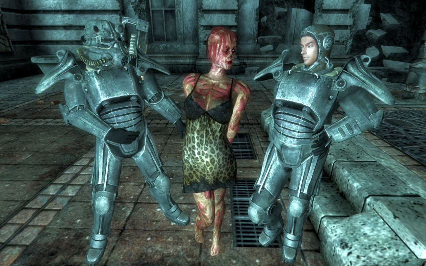 fallout curie 4 Carnan lord of the rings