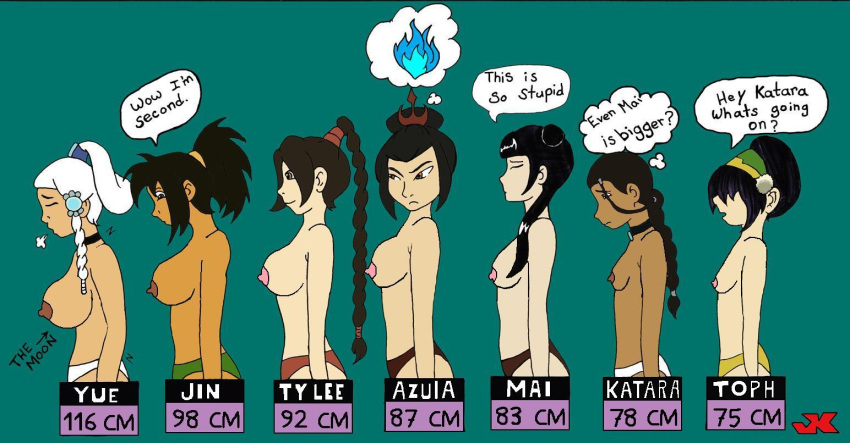 airbender avatar naked last the toph Leisure suit larry mcl barbara jo