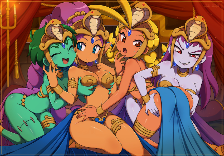 and shantae mod curse pirate's the Is yoshi a male or female