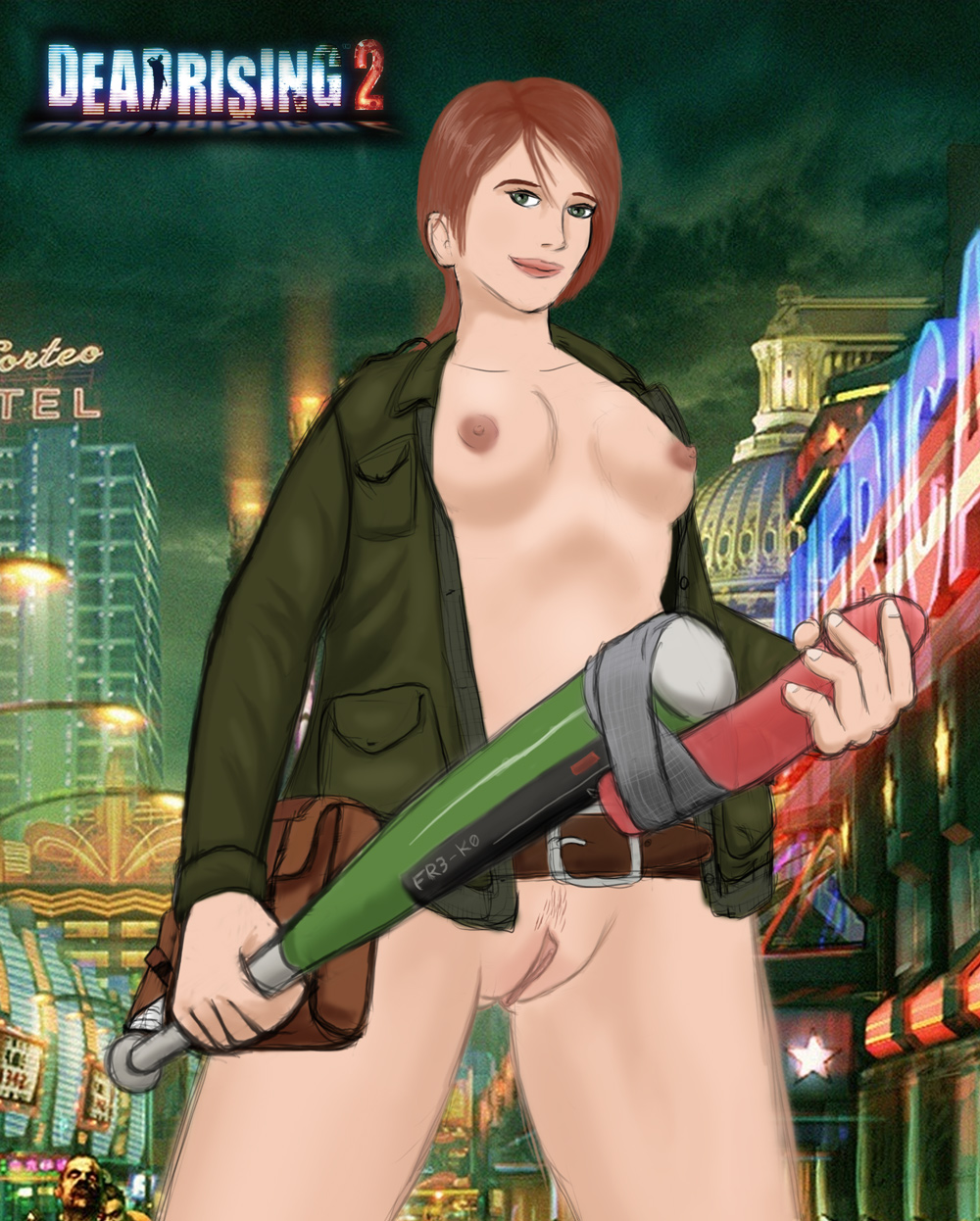 dead rising jessie Devil may cry 4 hentai
