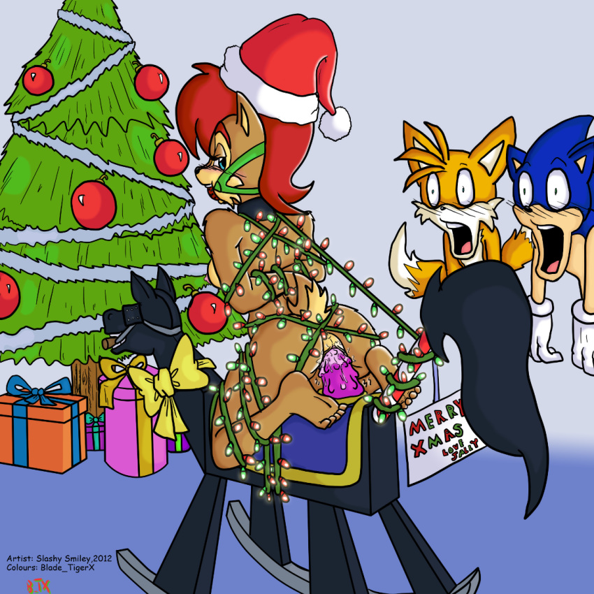 stored in pee sonic the balls is Happy tree friends anime flaky